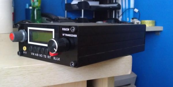 X1M – portable chinese HF transceiver