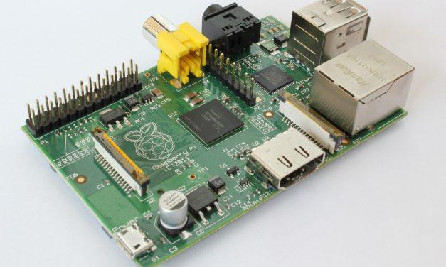 Raspberry Pi as a WSPR beacon