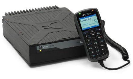 Codan Envoy – SDR-based HF transceiver