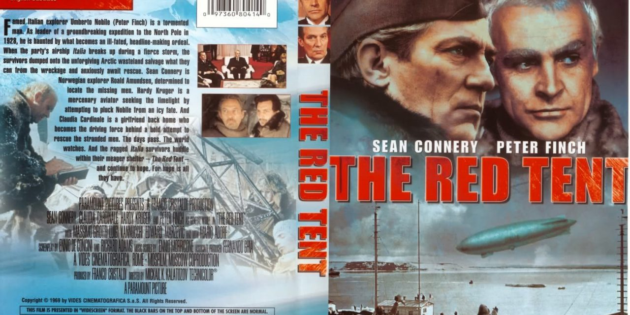 The Red Tent – must-see movie for radio amateurs