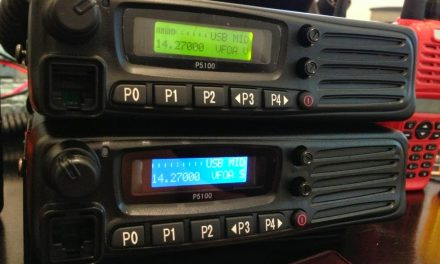 HF One MKII – cheap mobile transceiver with SDR technology