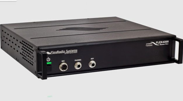 FLEX-6300 – a more affordable 6000 series model from FlexRadio