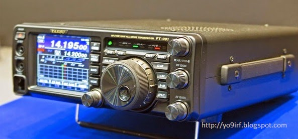 Yaesu FT-991 – full details and pricing