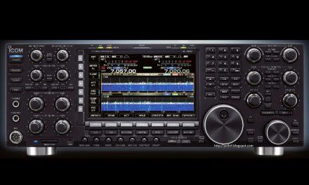 Icom's new flagship: IC-7851