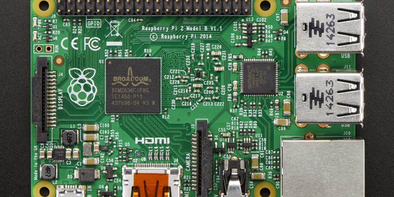 Raspberry Pi 2 freezes when photographed