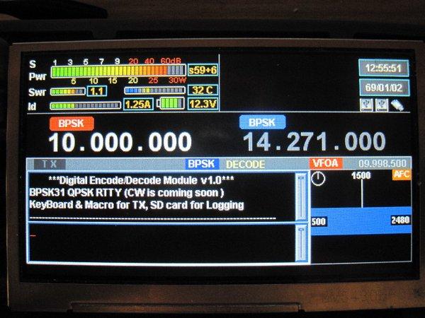 ESDR – new portable SDR HF transceiver
