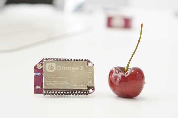 Onion Omega2 – $5 WiFi Linux computer