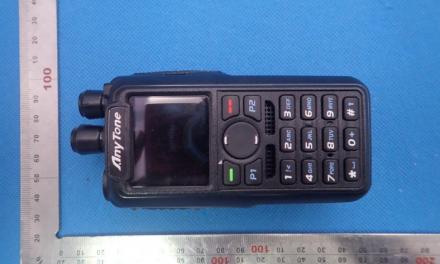 Baofeng DMR6X2 – dual band DMR handheld, 7W output