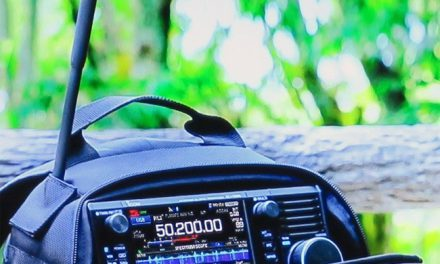 Icom IC-705 – considerations on RX power draw (wild guesses ahead)
