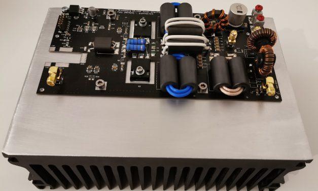Choosing a heatsink for the A600 LDMOS linear amplifier