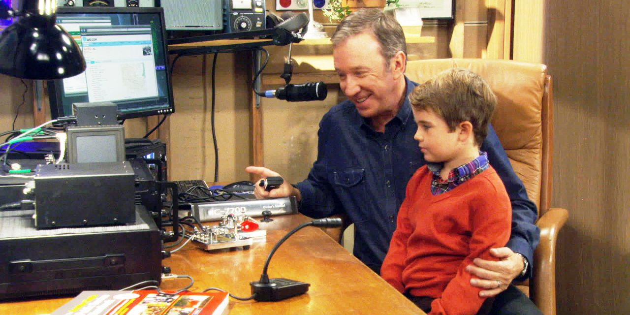 What's wrong with ham radio